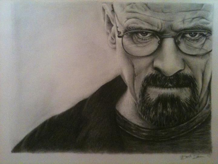 Walter White - (Bryan Cranston, star of Breaking Bad AMC)