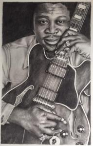 bbking graphite and charcoal 10 x 16